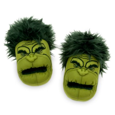 Incredible Hulk Slippers For Kids
