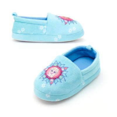 Zapatillas de andar por casa infantiles Frozen: El Reino de Hielo