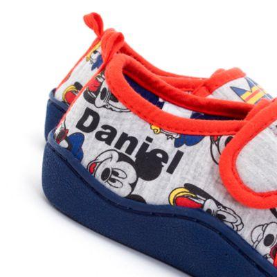 Pantofole bimbi Topolino e amici
