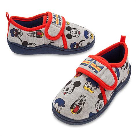 Zapatillas de andar por casa infantiles Mickey y sus amigos