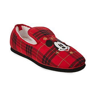 Disney Store Pantofole adulti Topolino Regala la magia