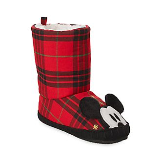 Disney Store Mickey Mouse Share the Magic Slippers For Kids