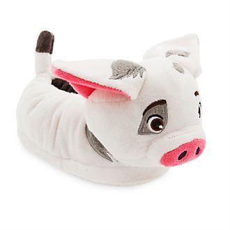 Zapatillas infantiles Pua, Disney Store