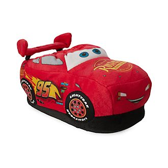 Disney Store Lightning McQueen Slippers For Kids