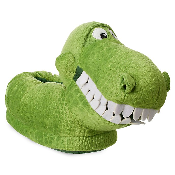 Disney Store Rex Slippers For Kids, Toy Story