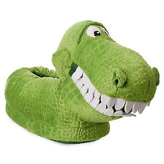 Disney Store - Toy Story - Rex - Hausschuhe für Kinder