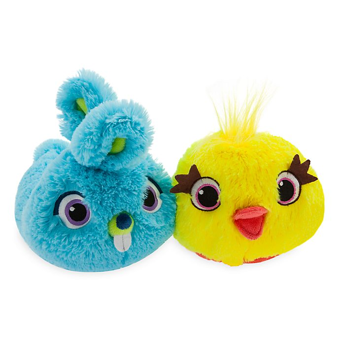 Disney Store Chaussons Ducky et Bunny pour enfants, Toy Story4