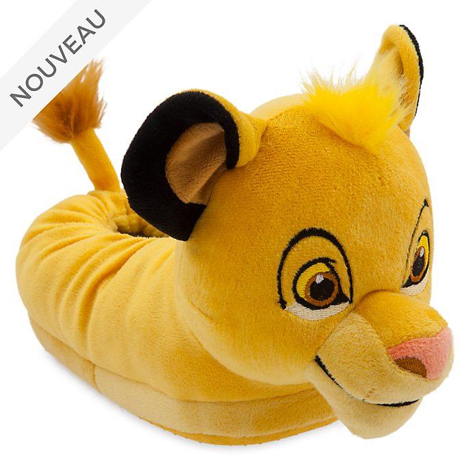 Disney Store Chaussons Simba pour enfants