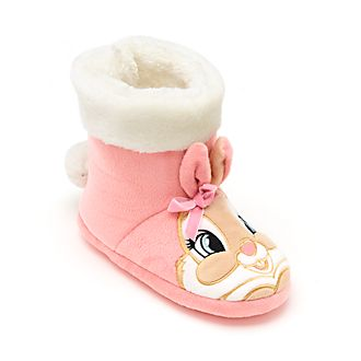 Disney Store Miss Bunny Boot Slippers For Kids, Bambi