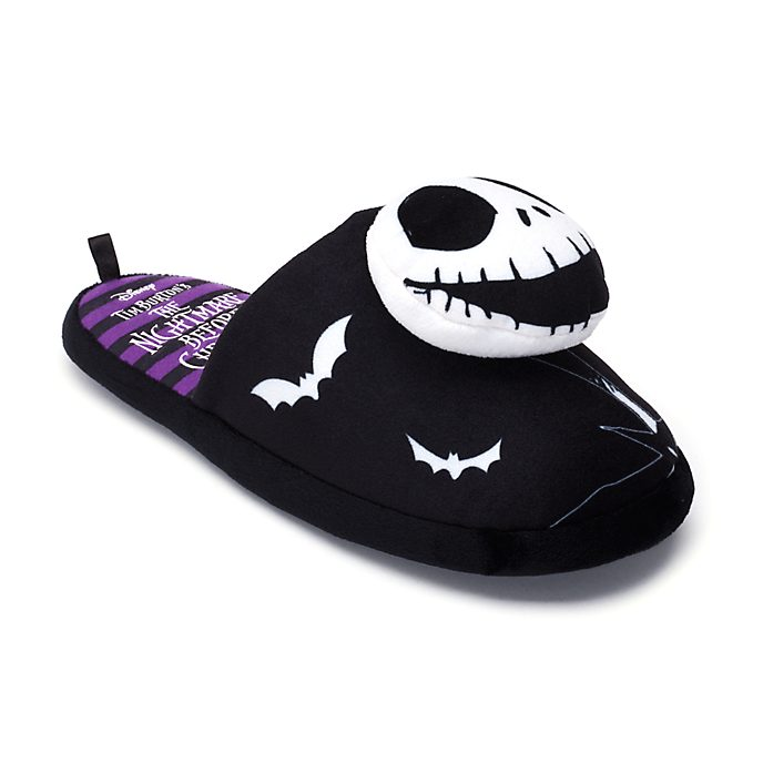 disney store the nightmare before christmas slippers for adults