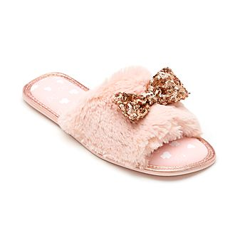 Pantofole adulti Minni Disney Store