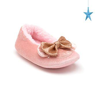 Zapatillas infantiles Minnie Mouse, Disney Store