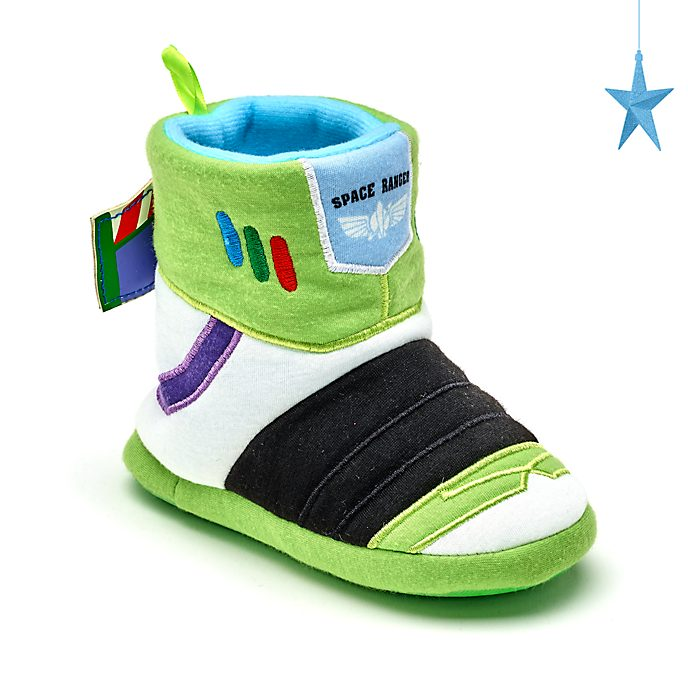 Disney Store Buzz Lightyear Slippers For Kids