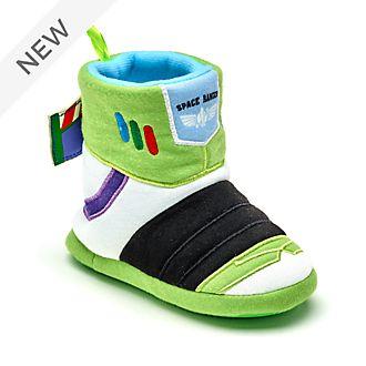 Disney Store Buzz Lightyear Slippers For Kids