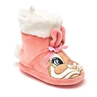Disney Store Chaussons Miss Bunny pour enfants, Bambi