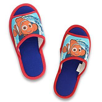 Zapatillas infantiles con apertura en los dedos Nemo de De Fonseca