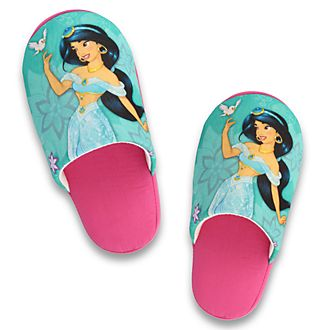 De Fonseca Princess Jasmine Slippers For Kids