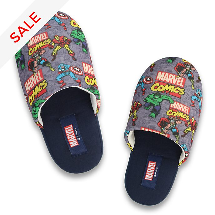 De Fonseca Marvel Comics Slippers For Kids