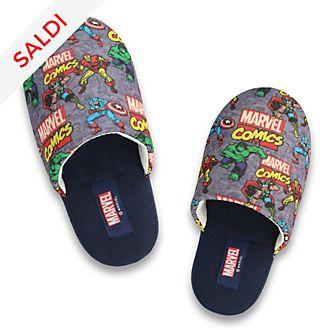 Pantofole bimbi De Fonseca Marvel Comics