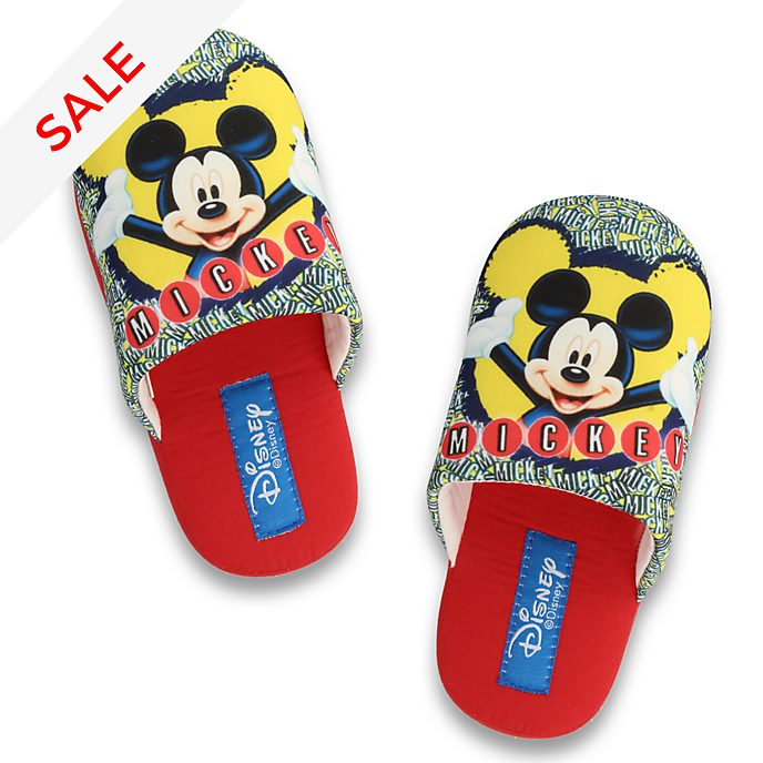 De Fonseca Mickey Mouse Slippers For Kids