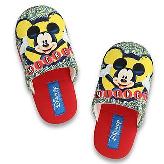 De Fonseca Chaussons Mickey pour enfants