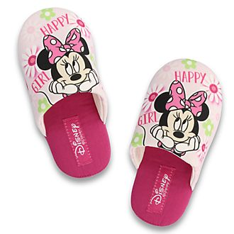 De Fonseca Minnie Mouse Slippers For Kids