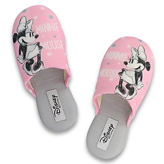 Pantofole rosa adulti De Fonseca Minni