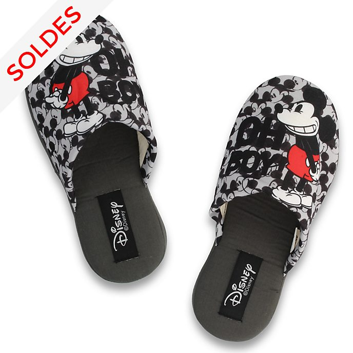 De Fonseca Chaussons Mickey pour adultes