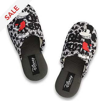 De Fonseca Mickey Mouse Slippers For Adults