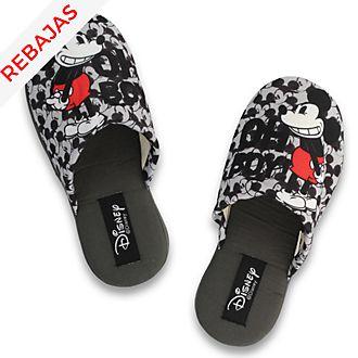d5d36d8a Zapatillas Mickey Mouse para adultos, De Fonseca