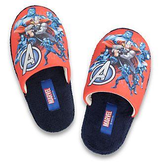 Pantofole 3D bimbi De Fonseca Avengers