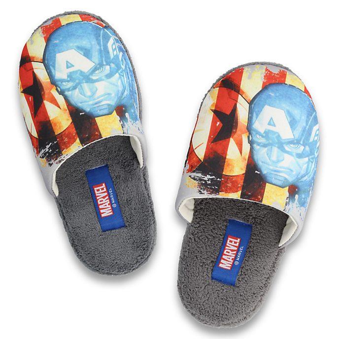 De Fonseca Captain America Slippers For Kids