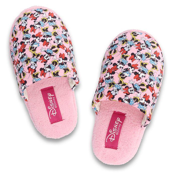 1a4f4b09d De Fonseca zapatillas infantiles estampadas Minnie