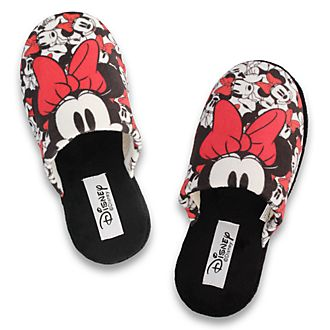 De Fonseca Minnie Mouse Printed Slippers For Adults