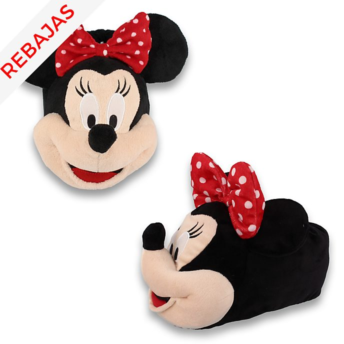De Fonseca zapatillas infantiles relieve Minnie