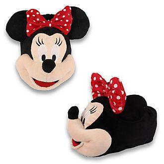 De Fonseca Chaussons Minnie Mouse en relief pour enfants