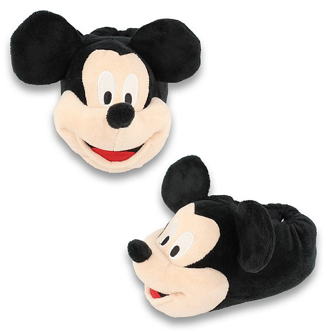De Fonseca Chaussons Mickey Mouse en relief pour enfants