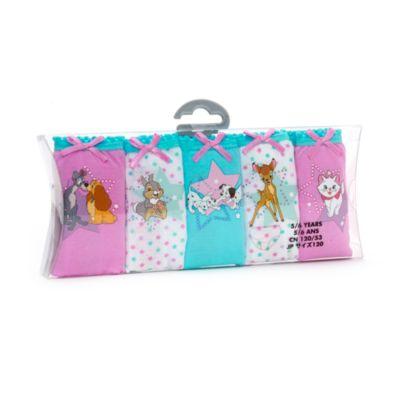Disney Lieblinge - Slips für Kinder, 5er-Pack