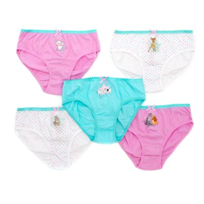 Disney Favourites Briefs for Kids, Pack of 5