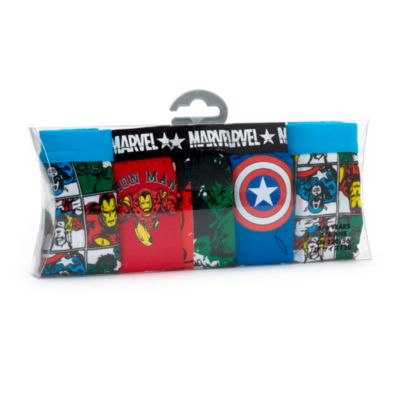 The Avengers - Slips für Kinder, 5er-Pack