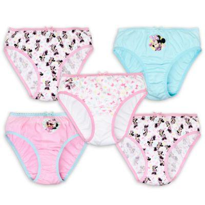 Minnie Maus - 5 x Slips für Kinder