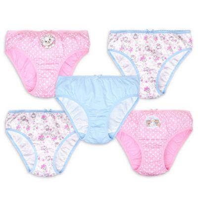 5 x Marie Slips für Kinder