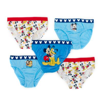 Mickey Mouse and Friends Briefs For Kids