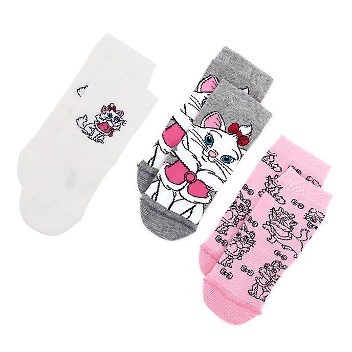 Marie Socks For Kids, 3 Pairs