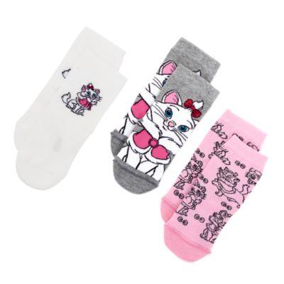 Lot de 3paires de chaussettes Marie pour enfants