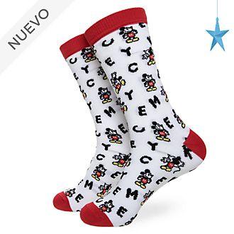 Calcetines para adultos Mickey Mouse, Disney Store (1par)