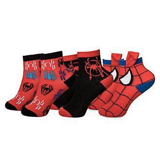 Disney Store - Spider-Man: A New Universe - Socken für Kinder, 3Paar
