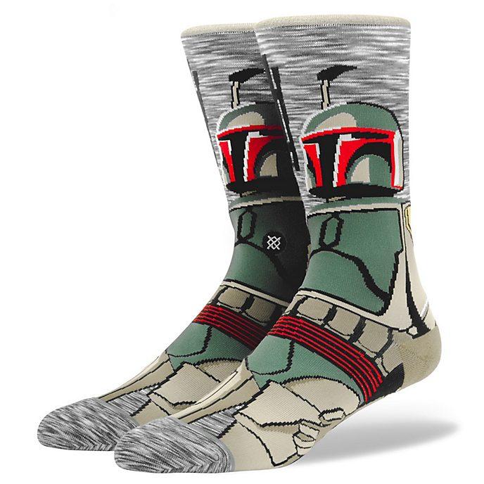 Calcetines adultos Stance Boba Fett, Star Wars