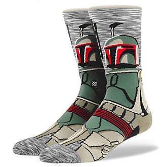 Calcetines adultos Stance Boba Fett, Star Wars