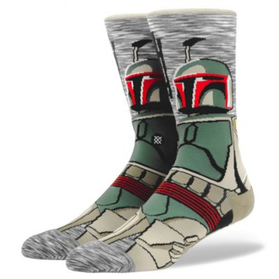 Stance Star Wars Boba Fett Socks For Adults